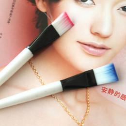 Wholesale Beauty Treatment Brush - Hot Home DIY Facial Eye Mask Use Soft mask Brush Treatment Cosmetic Beauty Makeup Tool