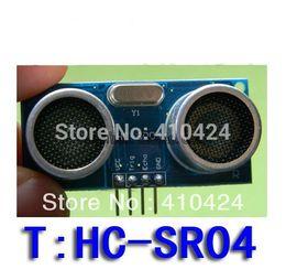 Wholesale Ultrasonic Detectors - Free shipping ! (10 pcs lot) HC-SR04 Ultrasonic Wave Detector Ranging Module HC-SR04 HC SR04 HCSR04 Distance Sensor order<$18no track