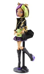 Wholesale Ever After - Wholesale-2015 new! Original dolls New Scaremester Catrine DeMew,Jinafire Long,Clawdeen Wolf Fashion Doll dolls for girls Ever After High