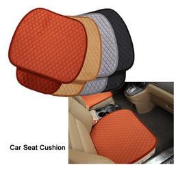 Wholesale Velvet Seat Cushions - Velvet no-slip Single sponge car seat cushion four seasons general commercial car cushion car seat covers