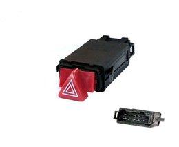 Wholesale Hazard Lights Switch - New Hazard Emergency Light Switch For AUDI A4 S4 8D0941509H   8D0 941 509 H