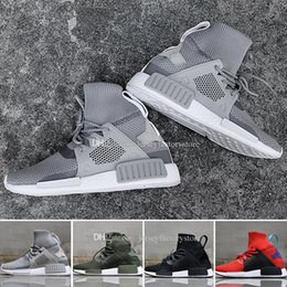 Wholesale Cheap Womens Designer Shoes - Cheap New NMD XR1 Winter man Running Shoes for men sneakers Womens Mens designer NMD XR1 nmds For Sale Size Eur 36-45 US 5-11 Free Shipping
