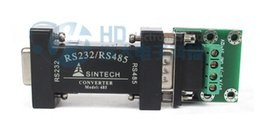 Wholesale Rs Regulator - 2pcs LOT RS-232 to RS-485 converter+free shipping order<$18no track