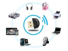 Wholesale Bluetooth Adaptors - Free Shipping! CSR4.0 Bluetooth Adaptor Bluetooth 4.0 Adapter 4.0 Bluetooth Receiver Wireless