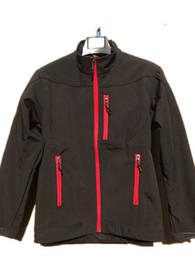 Wholesale Mens Ski Jacket Waterproof - 018 new style Winter Hot Sale Mens Denali Apex Bionic Jackets Outdoor Casual SoftShell Warm Waterproof Windproof Breathable Ski Coat RED