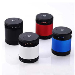 Wholesale Gesture Bluetooth Speakers - N10 Bluetooth Speakers Gesture Control TF Card Hand Free Line-in AUX Port Mini Speaker For Outdoor Sports DHL Free MIS103