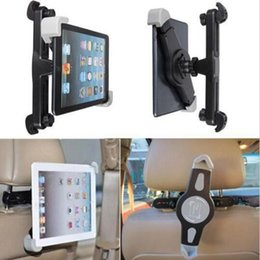 Wholesale Android Tablet Mount - Universal In Car Headrest Back Seat Holder Tablet Mount Stand for ipad 3 4 5 Android Tablet