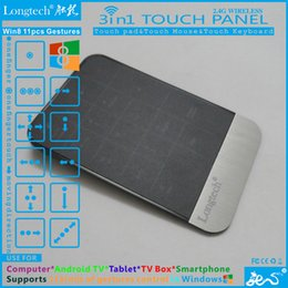 Wholesale Gestures Function - Wholesale-Numberic keyboard with touchable functions making you pc to be touchbale supports 11kinds of gesture control also for android tv