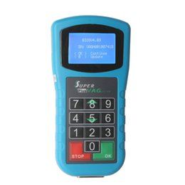keys auto sales Coupons - Wholesale-Auto Key Programmer Super VAG K+CAN hot sale with odometer correction function Super VAG K+CAN Plus 2.0 with free shipping