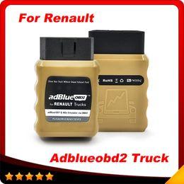 2015 date arrivée camion Adblue émulateur AdblueOBD2 pour camions RENAULT équipés livraison gratuite ? partir de fabricateur