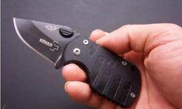 Wholesale Mini Boker Folding Pocket Knives - AAAAA MINI small Boker Plus Subcom Black Stainless Steel Folding Knife EDC pocket folding knife knives