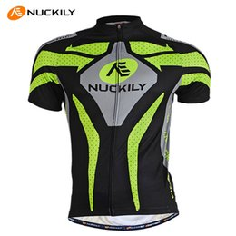 Wholesale Cool Road Bike Clothing - Wholesale-Cool Men Sport Cycling Jerseys Gel Padded Breathable Design Bike Clothing Roupa Ciclismo Anti-Sweat Road MTB Cycling Jerseys Set
