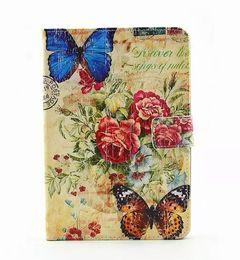 Для Apple Ipad Mini 1 2 3 Case флип ТПУ тонкий роскошные красочные оригинальный кожаный бумажник Case для Apple Ipad Mini 1 2 3 от