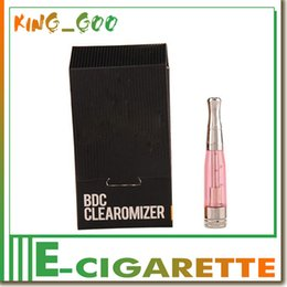 Wholesale Ego Ce5 Filling - new CE5 BDC Clearomizer Bottom Filling Heating Dual Coil Atomizer fit to 510 eGo Battery E-cigarette
