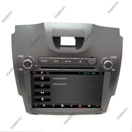 Wholesale Isuzu D Max - Car dvd player gps mp3 tv double din navigation built in radio rds wifi 3g touchscreen fit for Chevrolet S10 Isuzu D-max Colorado