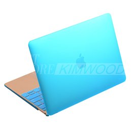 "Wholesale Apple 13 Cover - Ultrathin Smart Shell Satin Matte Hard Rubberized Case Cover For Macbook Air 11"" 13"" Macbook Pro   Retina Display 13"" 15"" case mix color"