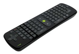 Wholesale Dhl Free Shipping Keyboard - Mini Fly Air Mouse Wireless Keyboard 2.4GHz RC11 For Google Mini PC Android TV Box Free DHL Shipping