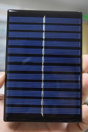 Wholesale Mini Laptops For Low Prices - 10pcs 6V 150mA Mini Epoxy Resin Solar Modules, High Quality and Low Price