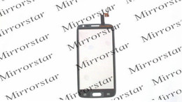 Wholesale Screen Protector For Mtk6589 - Wholesale-New original Touch Screen Digitizer + 1* Screen Protector Film For Star S4 N9500 MTK6589 touch panel Cell phone White