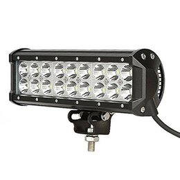 Wholesale Led Bar Utv - 9'' Spot FLOOD COMBO Beam CREE 54W Led Work Light Bar Work Lights IP67 10-30V DC 4590Lumen Offroad Lights for 4WD SUV UTE Truck ATV UTV