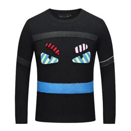 Wholesale Pullover Polo - Free shipping 2018 FD new high quality mile wile polo brand men's twist sweater knit cotton sweater jumper pullover sweater men