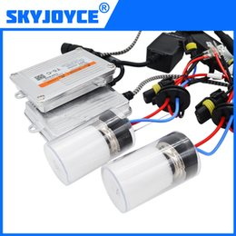 Wholesale Xenon 55w Ballast - one set H7 xenon kit 55W DLT T5-C fast star canbus Ballast and Cnlight 55W H1 H3 H7 H11 9005 9006 xenon bulb