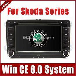 "Wholesale Dvd Player Skoda Fabia - 7"" Car DVD Player for Skoda Octavia Fabia Superb with GPS Navigation Radio Bluetooth TV USB SD AUX Auto Video Audio Stereo Navigator"