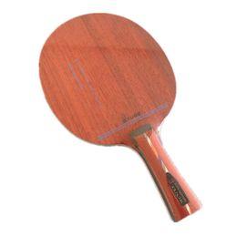 Atacado-Stuor genuíno piso de raquete de tênis de mesa 5 camadas de madeira pura raquete de tênis de mesa rosewood vermelho quebrar arco tipo cheap types tables de Fornecedores de tipos de tabelas