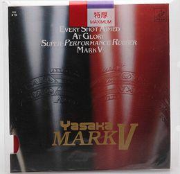 Wholesale Yasaka Rubber - Free shipping Yasaka MARK V Table tennis rubber Yasaka Ping Pong rubber