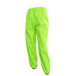 Wholesale Reflective Running Pants - Outdoor Sports Sunscreen Windproof Cycling Pants Running Bike Bicycle Pants Reflective Hiking pants Trousers In Small Rainy Day