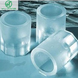 Wholesale Ice Mould Shot - Single Bar Party Drink Ice Tray Cool Brain Shape Ice Cube Freeze Mold Ice Maker Mould Shooters Supplies Shot Glasses
