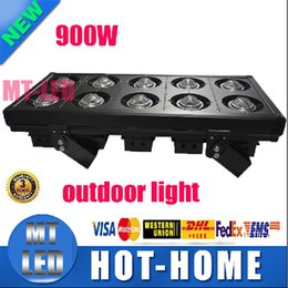 Wholesale White Led Manufacturers - Manufacturers selling high-end 540w 720w 900w AC85-265V led LED project-light lamp of LED floodlight 1000w for stadium outdoor garden lights