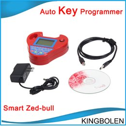 Wholesale Auto Country - Newly Super Smart Zed Bull Key Programmer Mini Version of Zedbull Auto Key Diagnostic Tool Free Shipping to every country