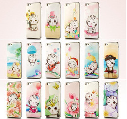 Wholesale Cell Phone White Skins - Ultra Thin Soft Silicone TPU 3D Cell Phone Back Shell Case Cover Skin Hybrid Cover For iphone6 6s 6s plus