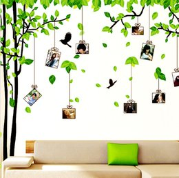 Wholesale Removable Memory - Removable Art Vinyl Quote DIY Memory Tree Wall Sticker Decal Mural Home Room Decor