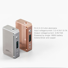 Wholesale Ecig Products - Wholesale-2015 New product Kamry20 Best e cigarette mod mini box mod Mechanical Electronical Cigarette Vaporizer fit 18650 Battery ecig