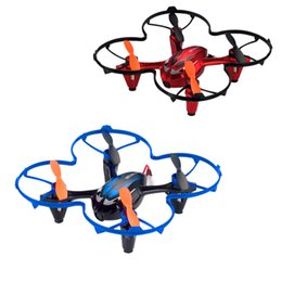 Wholesale axis rotation - Wholesale-Mini rc helicopter with camera Drone quadrocopter 4CH chanels 6 Axis Gyroscope 100 Meter Remote control360 Degree Rotation &