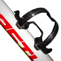 Wholesale Matt Paint - BC232 full carbon fiber new style road bike watert bottle cage bicycle accessories matt clear painted