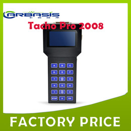 Wholesale Tacho Pro For Sell - Top Sell Universal Tacho pro odometer correction tool Tacho pro 2008 Odometer change tool with DHL FREE SHIPPING