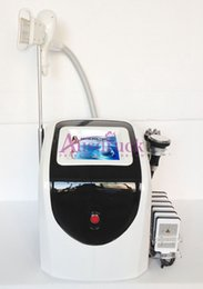 Wholesale Freeze Branding - Brand new LLLT 8 Pads Lipo Laser fat freezing Cavitation Slimming Multipolar RF Body Weight Loss Vacuum fat freeze Machine