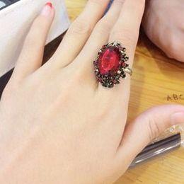 Wholesale Cheap Gemstone Engagement Rings - Bobiya Solitaire Rings for women cheap wholesale rings fashion jewelry engagement gemstone ring free shipping W6797