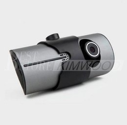 "Wholesale Hd Dash Dual Camera - Car DVR X3000 GPS Dash Dual Cameras Lens Full HD 1080P 3D G-Sensor 2.7"" Blackbox 140 Degree Wide Angle"