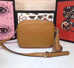 Wholesale American Disco - Hot sale new style women fashion luxury Brand handbag genuine leather high quality shoulder bags totes purse disco Cross Body