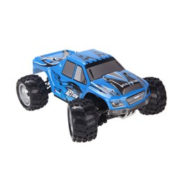 Wholesale Electric Truck Scale - High Off-road Capability Wltoys A979 2.4G 4CH 1:18 1 18TH Scale 4WD Electric RTR Big Wheel Truck Off-road Car order<$18no track