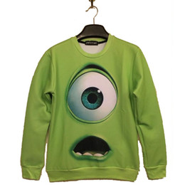 Wholesale Magic Candy - w1209 Men hoody 3D Print pullovers Flying Pixar magic eye candy glasses women sport suit hoody Unisex sweatshirt tracksuits harajuku