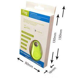 Wholesale Wireless Anti Lost Alarm - Anti Lost Key Finder Anti Lost Tracker Alarm Wireless Bluetooth 4.0 Smart Remote Camera For iPhone 6 Samsung S6 HTC Blackberry Smartphone
