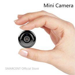 Wholesale Camara Ip Wifi - Q1 720p VR Mini Camera Wireless WIFI Infrared Night Vision Camara Security IP Camera Motion Detection Secret Kamera