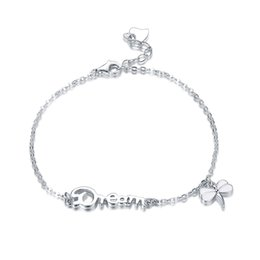 gifts for teens girls Promo Codes - Elegant Animal Dragonfly Bracelet Dream Letter Christmas Valentines Party Engagement for Girls Women Teens Ladies Gifts