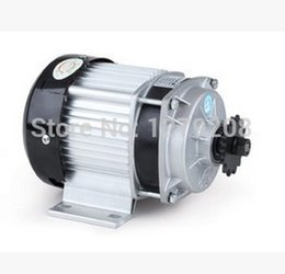 Bldc Electric Bicycle Motor Bm1418zxf Attractive Appearance 750w Dc 48v / 60v Brushless Motor Without Gearbox