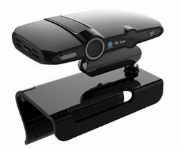 Wholesale Wholesale Tv Tuner - MOQ50pcs HD23 Smart TV Box 5.0MP Front Camera Allwinner Quad Core 1GB RAM 8GB ROM Android 4.4 HDMI Smart TV Box